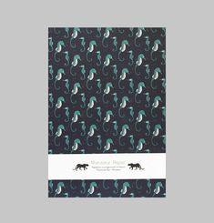 Sea Horse Notebook