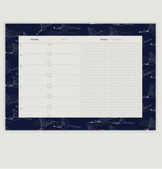 Desk/Wall Calendar
