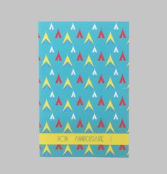Birthday Tipis Card