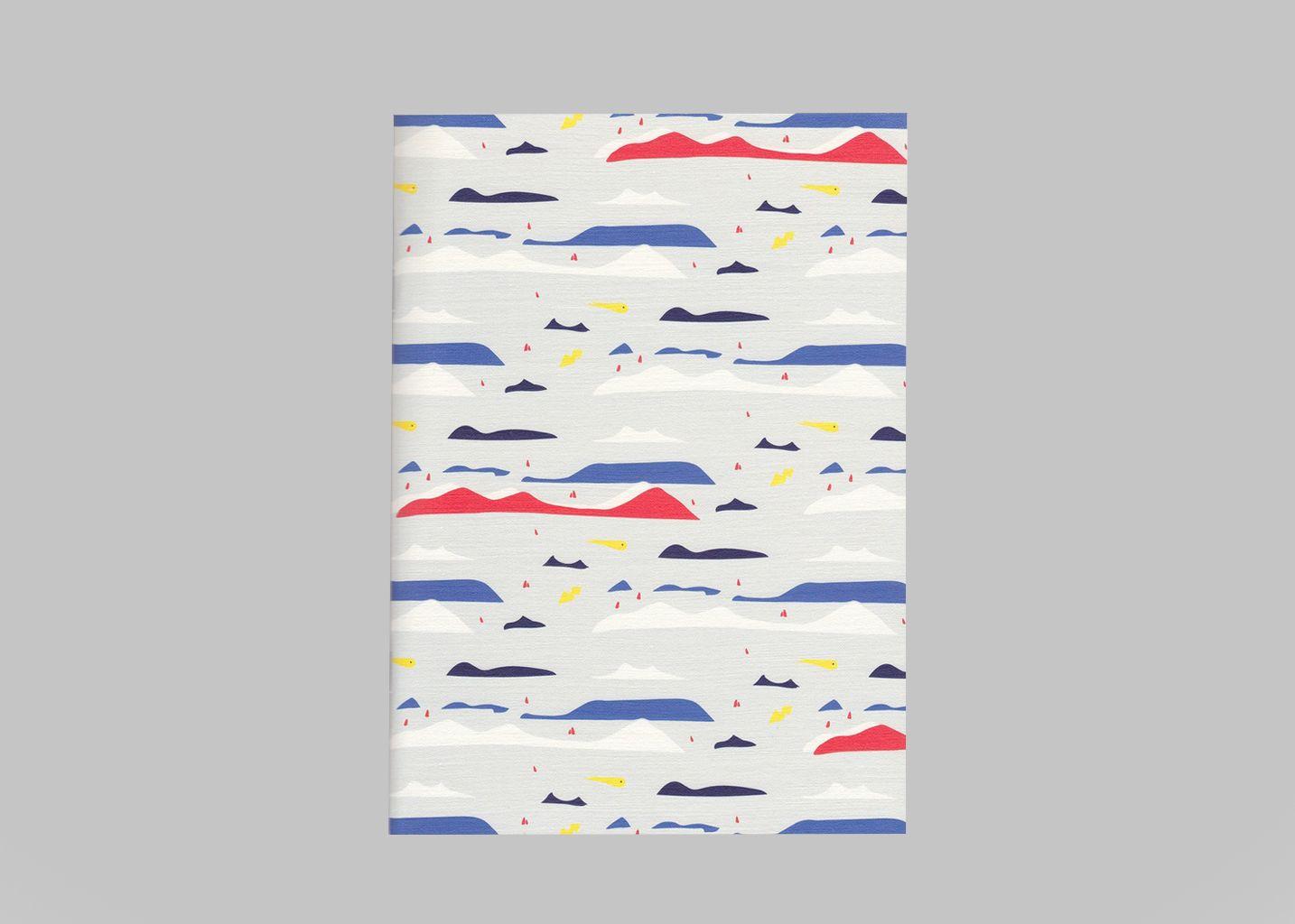 Cahier Archipel - Monsieur Papier