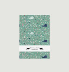 A5 Iroise Sea Notebook