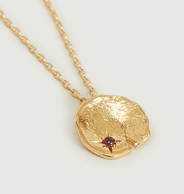 Collier chaîne avec pendentif Ela