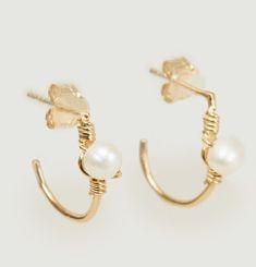 Tia earrings Monsieur