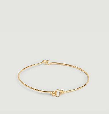 Bracelet Lila nacre
