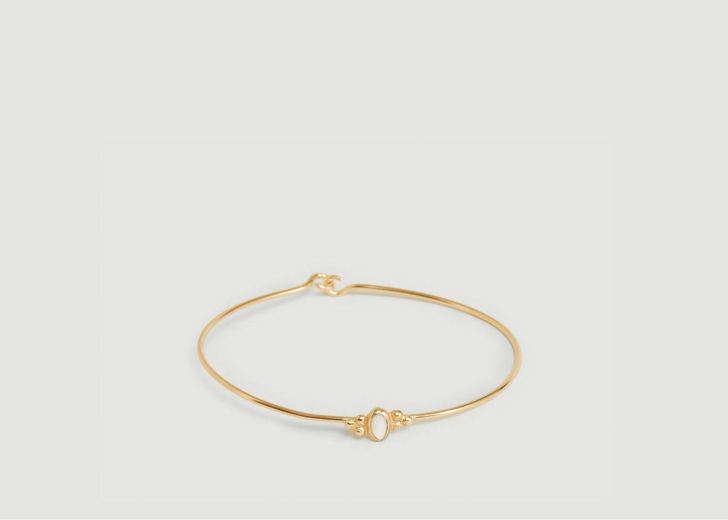 Bracelet Lila nacre - Monsieur