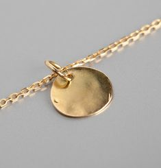 Swing Necklace Gold