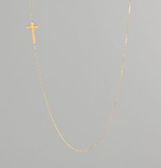 Christy Long Necklace