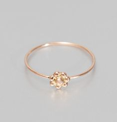 Bague Rosa