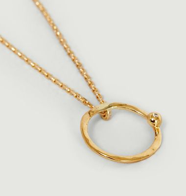 Collier En Or Et Diamant Henrietta