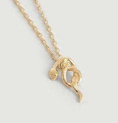 Illy necklace Monsieur