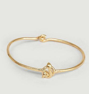 Bracelet en vermeil Illy small