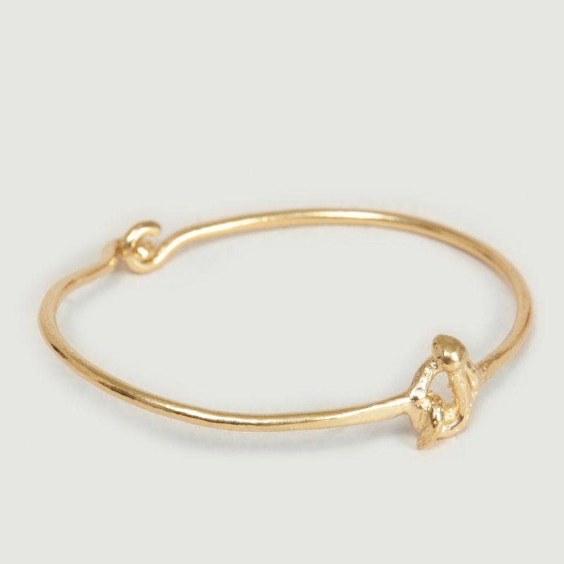 Bracelet en vermeil Illy small - Monsieur