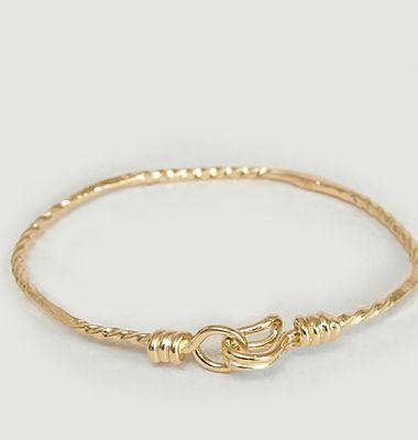 Bracelet en vermeil Damya