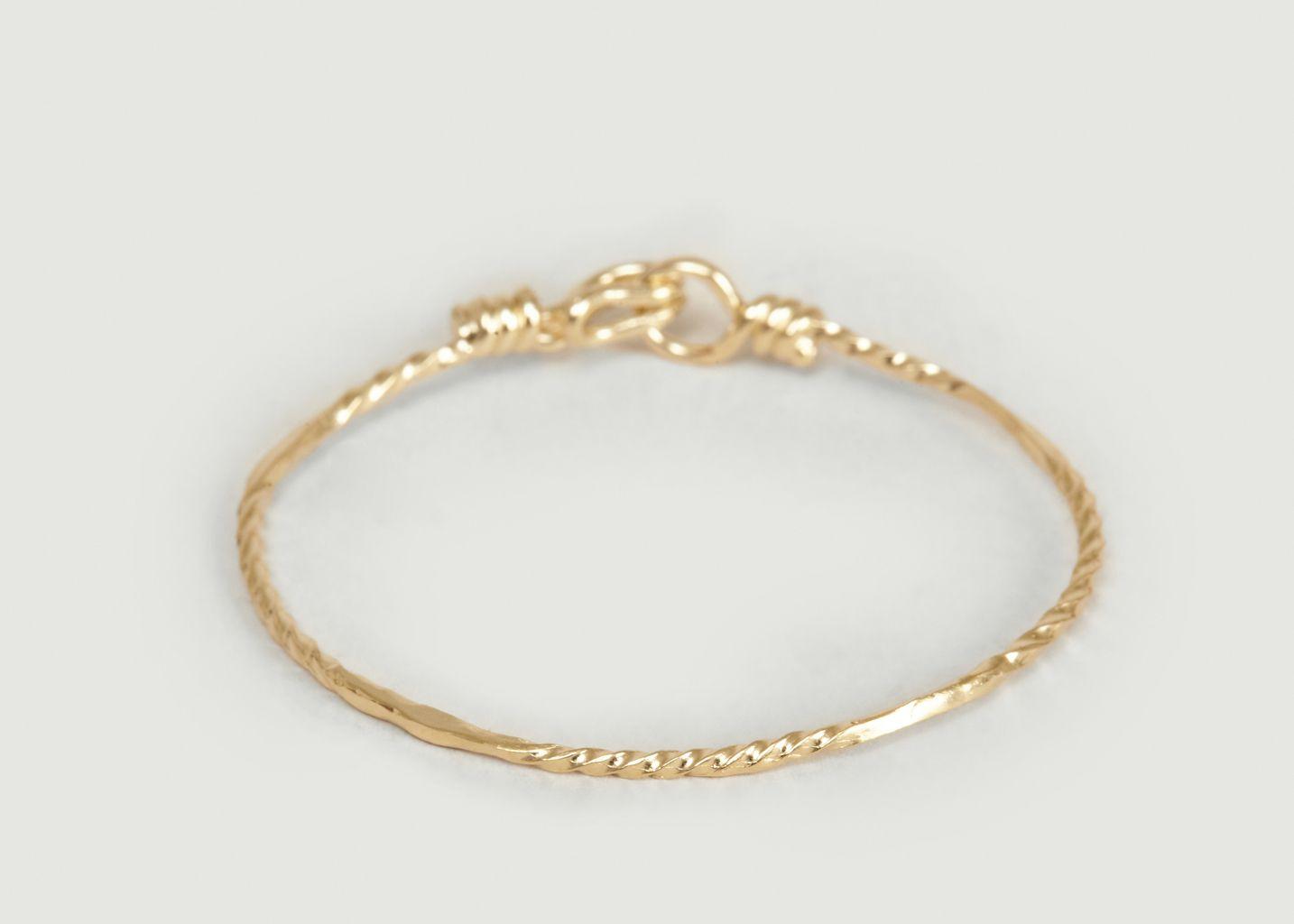 Bracelet en vermeil Damya - Monsieur
