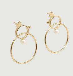 Frida earrings Monsieur