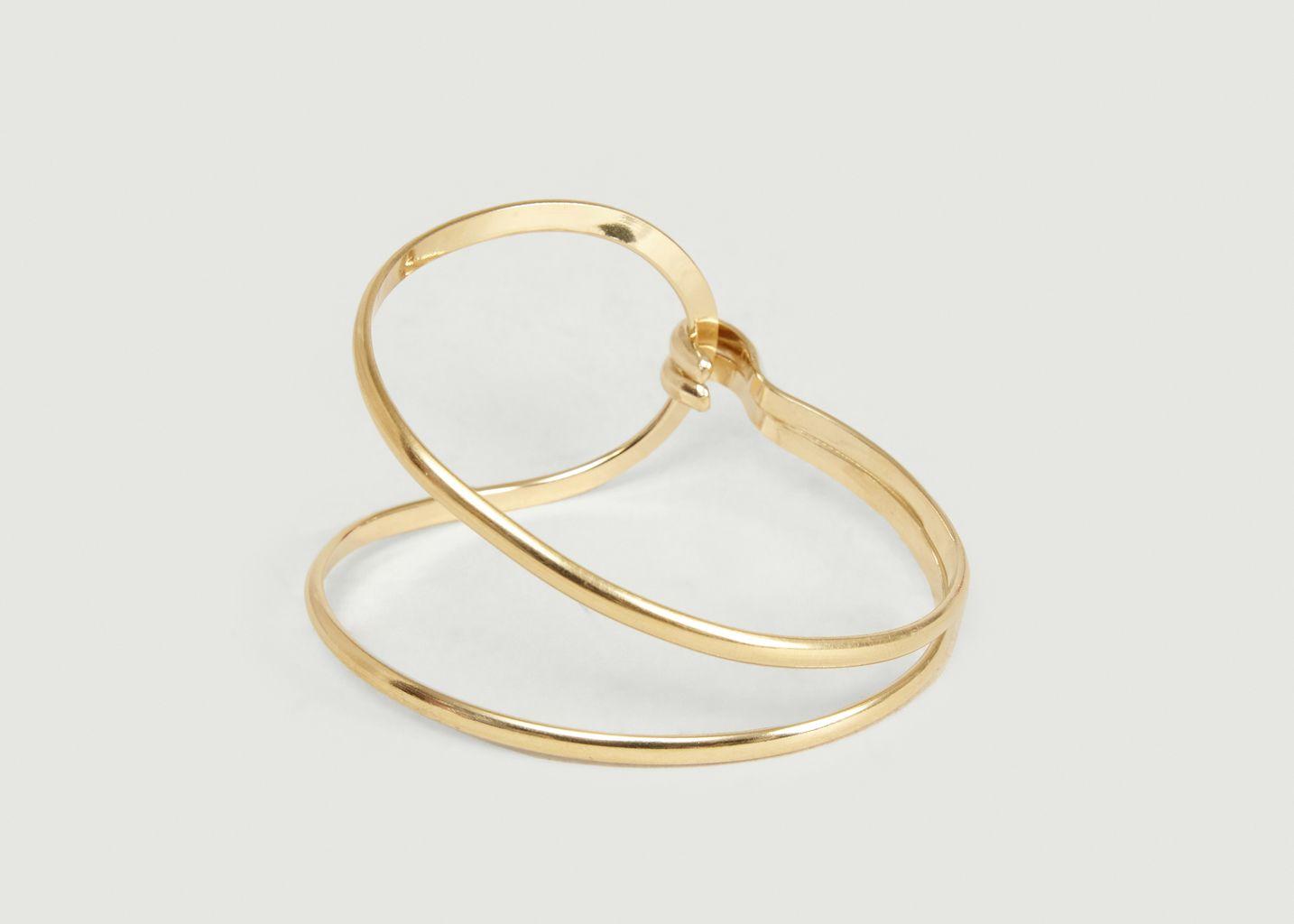 Bracelet en vermeil jaune Yvette - Monsieur