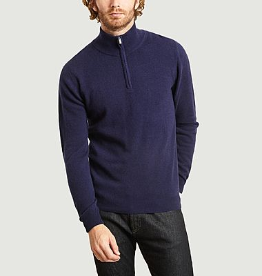 Pull Blaise col montant