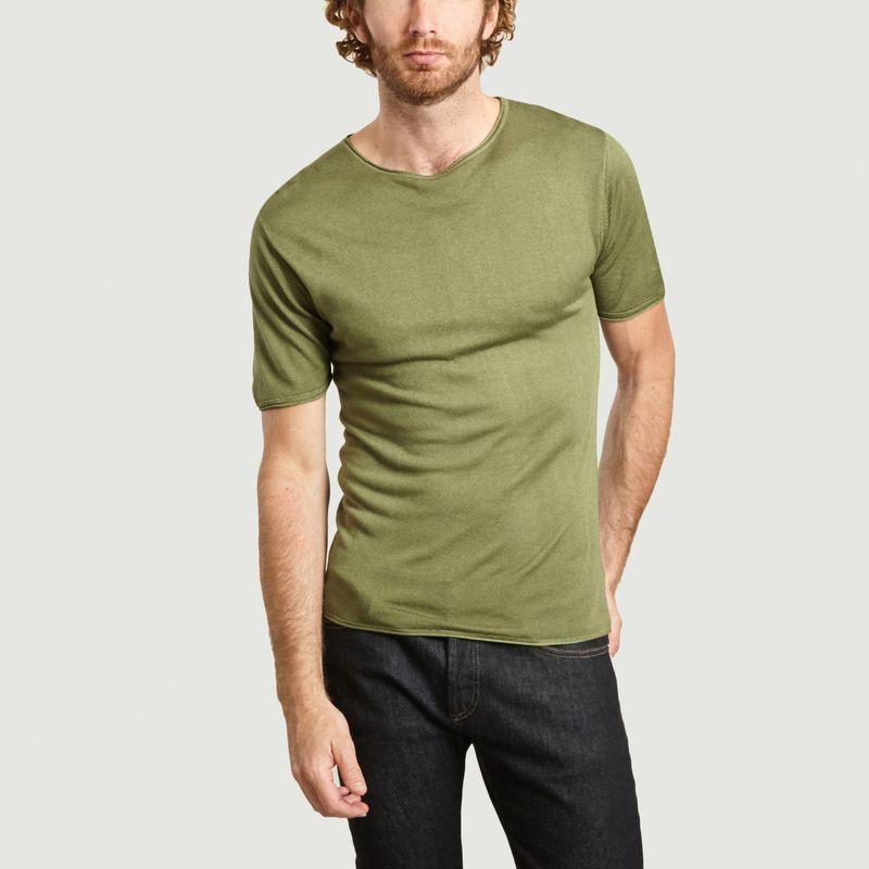 T-shirt Babel à manches courtes - Maison Montagut