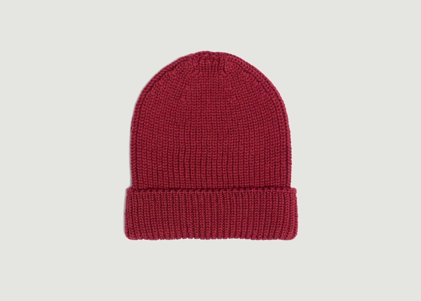Bonnet en laine mérinos Prapoutel - Montlimart