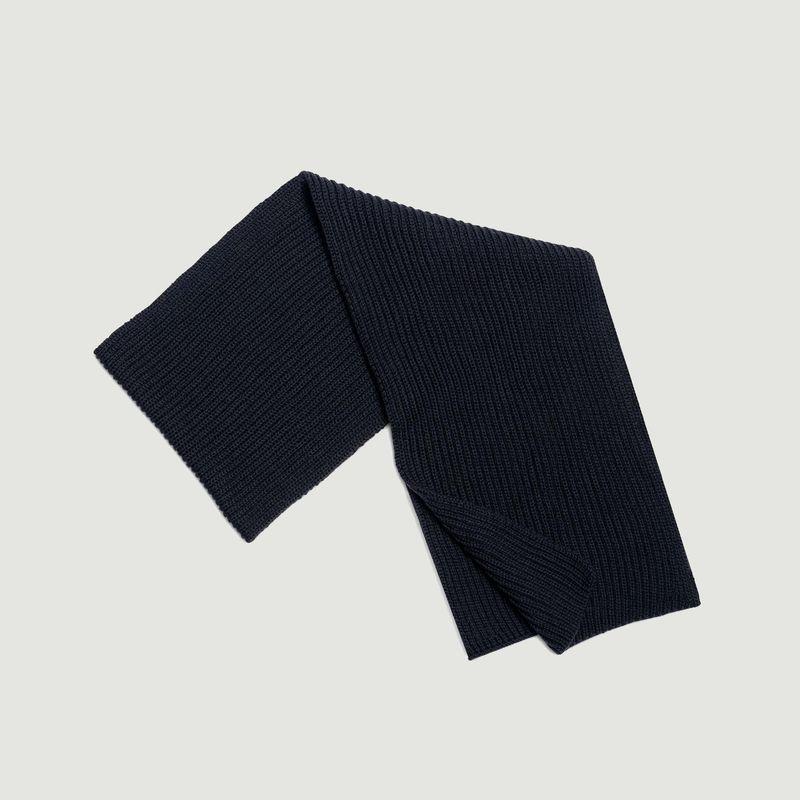Echarpe en laine mérinos Chanterelle - Montlimart