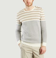 Hectare Striped Jumper