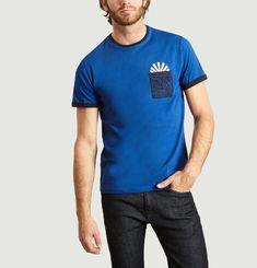 T-Shirt A Poche Fantaisie La Mer