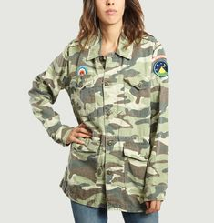 The Loose Veteran Jacket