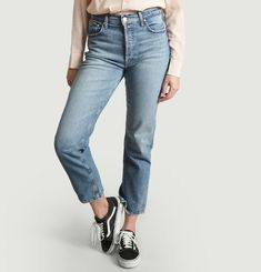 Tomcat Cropped Jeans