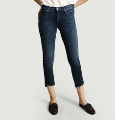 Jeans Rascal Ankle Step Fray