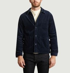Corduroy Workwear Jacket