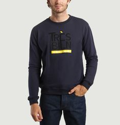 Très Bien Sweatshirt