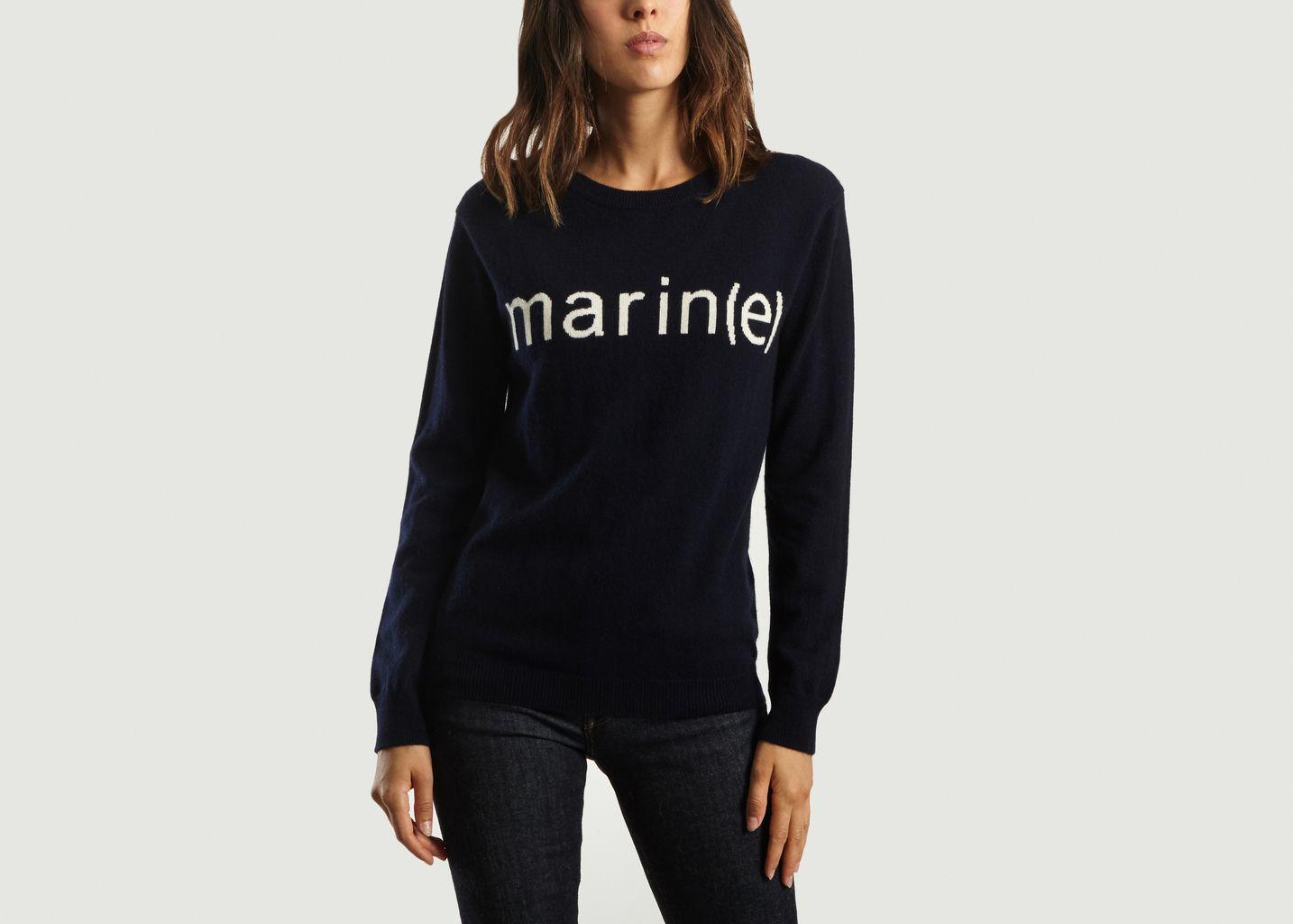 Pull Marin(e)  - Le Mont St Michel