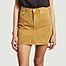 Jupe courte en denim teinté Sophie Rocks - Mud Jeans