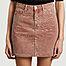 matière Jupe courte en denim teinté Sophie Rocks - Mud Jeans