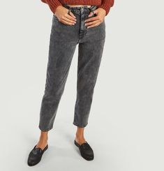 Jeans Mams Stretch Tapered