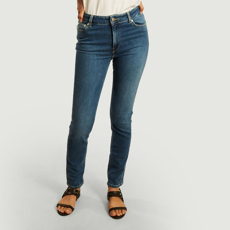 Jean en coton bio GOTS Regular Swan - Mud Jeans
