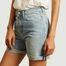 matière Short en jean délavé Beverly - Mud Jeans