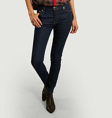 Skinny Hazen raw jeans