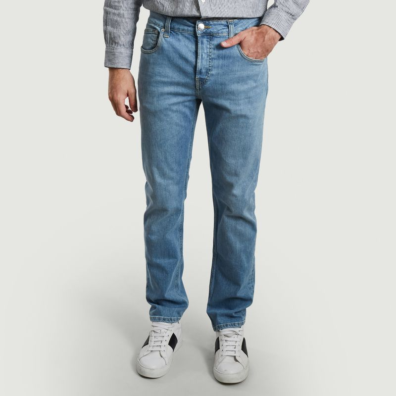Jean délavé Regular Bryce - Mud Jeans