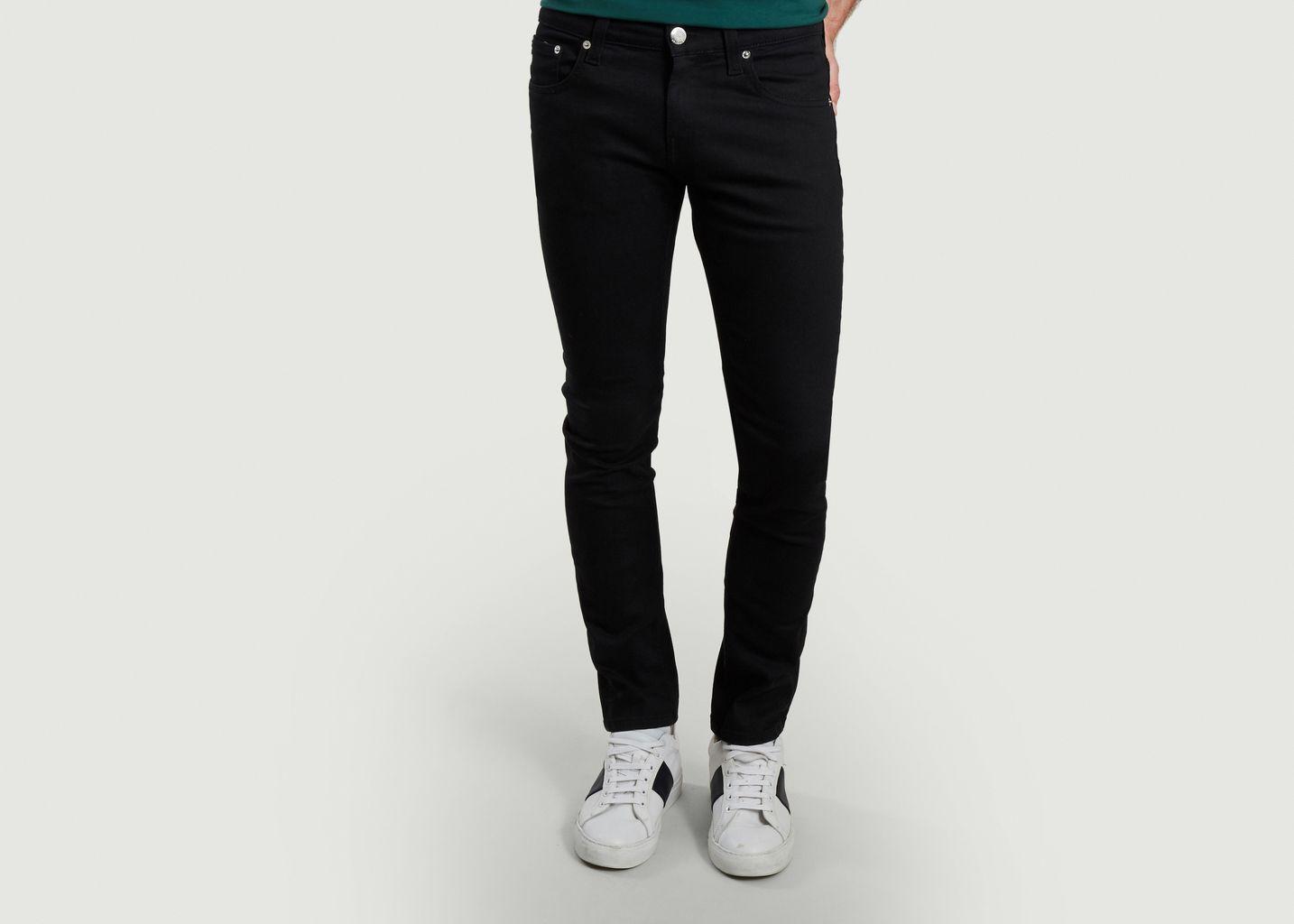 Jean teinté Slim Lassen - Mud Jeans