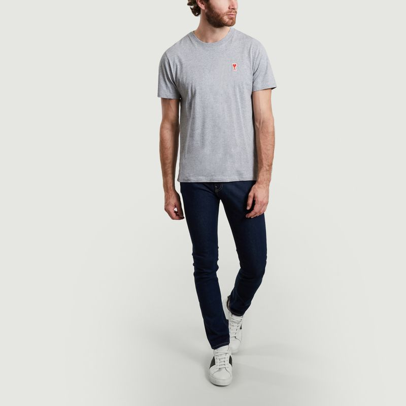 Jean brut Slim Lassen - Mud Jeans