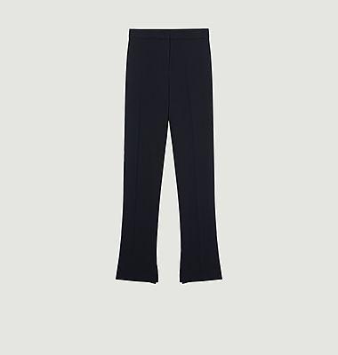 Pantalon Elle fendu