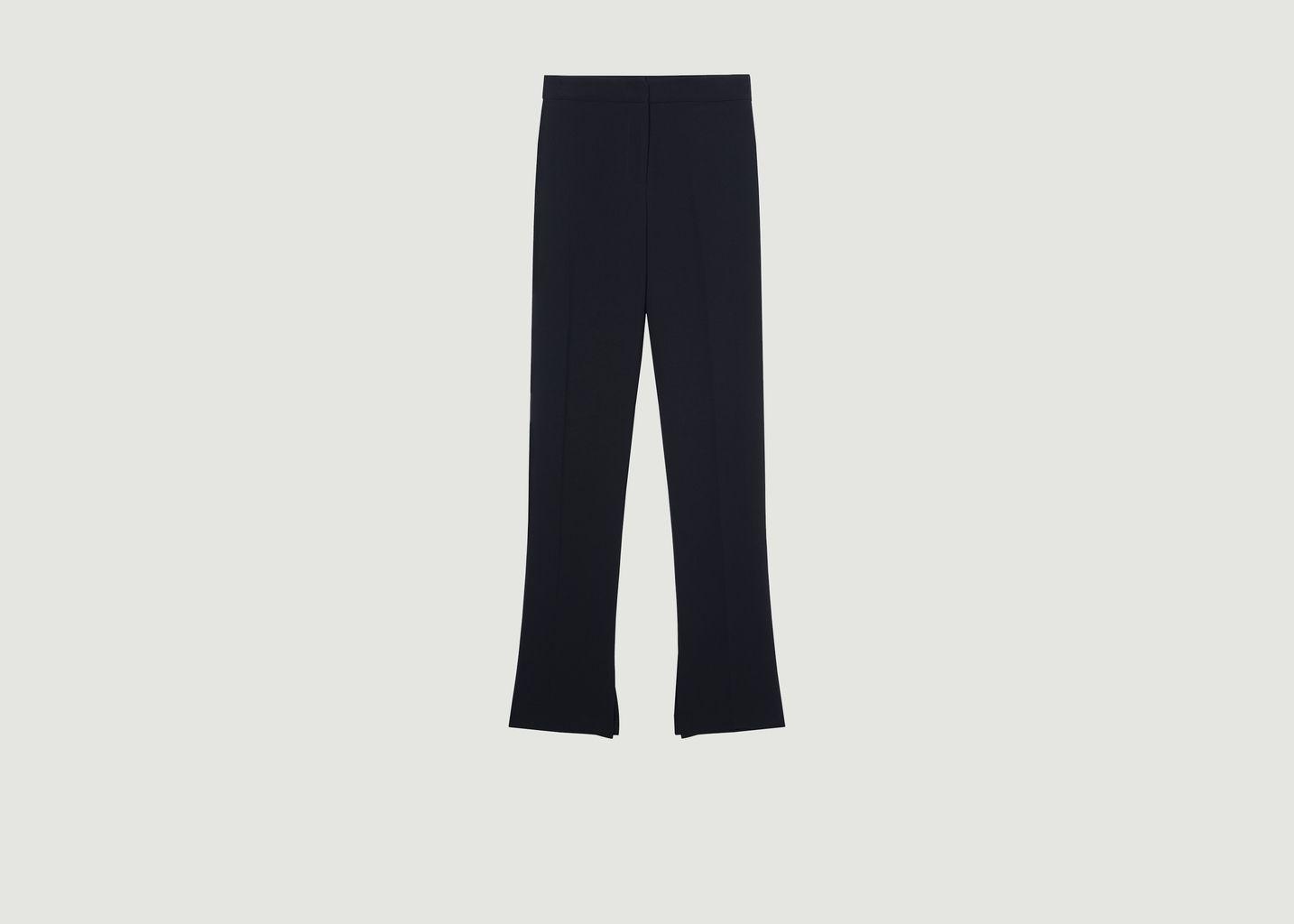 Pantalon Elle fendu - Musier