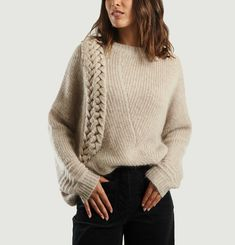 Melly Double Woven Jumper