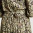 matière Robe longue Maggie Imprimé Wonderland - My Sunday Morning