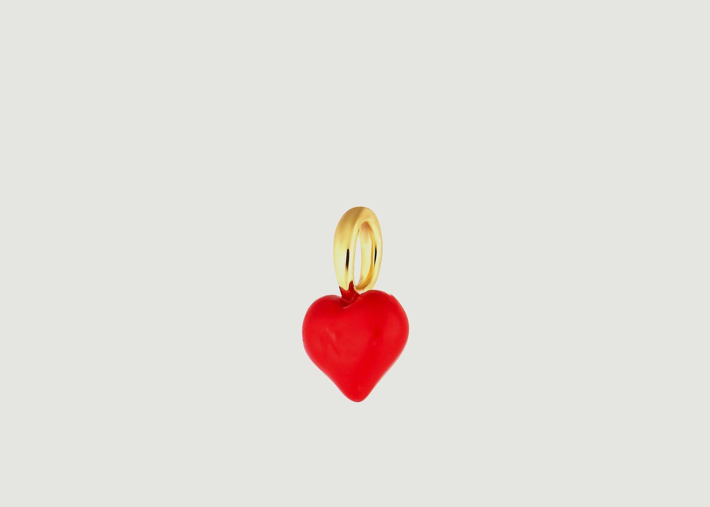 Heart charms - N2