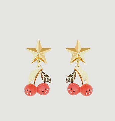Boucles d'oreilles Fruit Circus