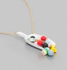 Candy Scoop Necklace