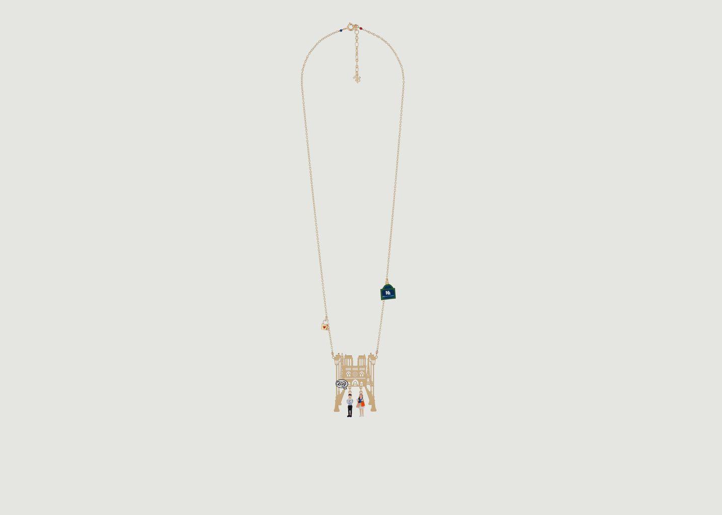 Paris Necklace - N2