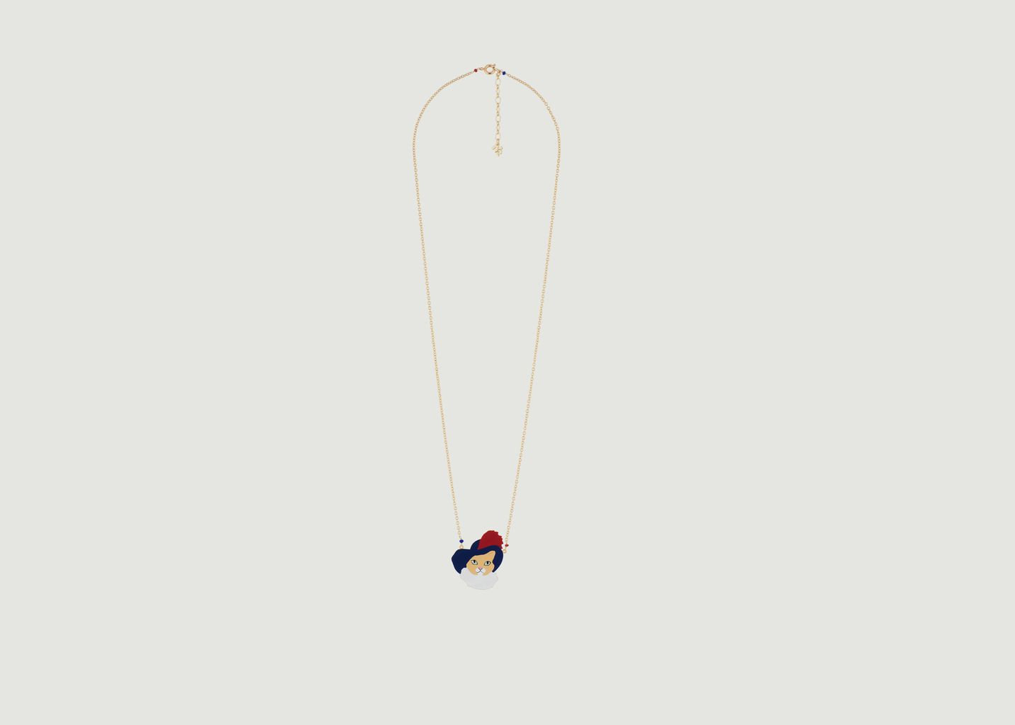 Puss in Boots Necklace - N2